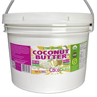 Coconut Butter, Raw, Organic, Stone Ground, 1 Gal