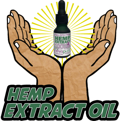 CBD oil-Hemp Extract 1000mg (15ml)